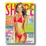 FREE 1 Year Shape Magazine Subscription