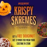 Halloween Restaurant Deals 2014 (FREE FOOD!)