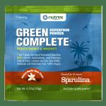 FREE Nutrex Green Complete Superfood Powder Sample