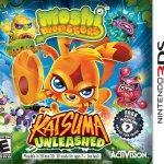 Amazon: Moshi Monsters: Katsuma Unleashed Game – Nintendo 3DS Only $9.97 (Reg. $29.99)