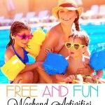 FREE and Fun Weekend Activities for Everyone! 10/23