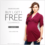 *HOT* Motherhood Maternity: Nursing Bras Only $3.49 each (Reg. $24.98!)