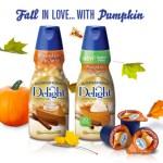 High Value $2/3 Bottles of International Delight Pumpkin Pie Spice Coffee Creamer Coupon