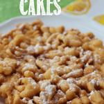 Homemade Funnel Cakes