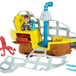 Amazon: Fisher-Price Disney Jake and The Never Land Pirates Rolling Submarine Bucky Only $17.99 (Reg. $29.99)