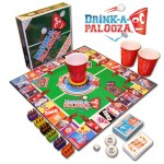 Amazon: DRINK-A-PALOOZA Drinking Board Game: College Drinking Games Only $27.99