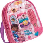 Amazon: Doc McStuffins Backpack with Assorted Hair Accessories Only $8.19