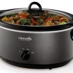 *HOT* Crock-Pot 7-qt. Slow Cooker ONLY $8.99 (Reg. $40!)