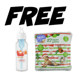 FREE Holiday Diapers and Dr. Brown's Bottle at Babies R Us