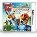 LEGO Legends of Chima: Laval's Journey – Nintendo 3DS ONLY $7.99 (Reg. $19.99)!