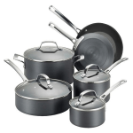 Circulon Genesis 10-pc. Nonstick Hard-Anodized Cookware Set ONLY $97.49 Shipped (Reg. $249.99)
