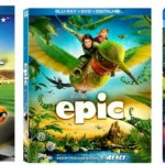 Amazon: Turbo, Epic and Cloudy with a Chance of Meatballs 2 Blu-Ray Combo Packs ONLY $9.99 each (Reg. $40.99!)