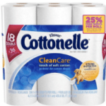 Target.com: FREE $5.00 Gift Card with Select Cottonelle Toilet Paper Purchases = HOT DEALS!