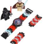 LEGO Kids' Star Wars Darth Vader vs. Obi-Wan Kenobi Watch With Two Minifigures $12.49 (Reg. $24.99)!
