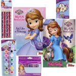 Amazon: Disney Jr. Sofia the First Ultimate Coloring Book Holiday Value Art Gift Set Only $19.95 (Reg. $39.99)