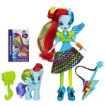 Amazon: My Little Pony Equestria Girls Rainbow Dash Doll and Pony Set Only $10.49 (Reg .$21.99)