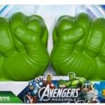 Marvel Avengers Assemble Hulk Gamma Green Smash Fists ONLY $10 (Reg. $22)!