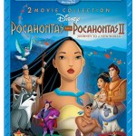 Pocahontas Two-Movie Special Edition (Three-Disc Blu-ray/DVD Combo) Only $13.99 (Reg. $26.50)!