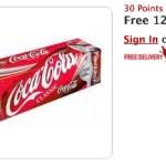 FREE 12-pack of Coca-Cola, Diet Coke, Coke Zero, Sprite, Fanta, Pibb and More (My Coke Rewards Members)