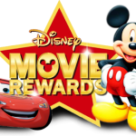 Disney Movie Rewards: New 5 Point Code