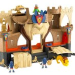 *HOT* Fisher-Price Imaginext New Lions Den Castle Only $15 Shipped (Reg. $49.99!)