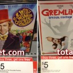 Target: Great Stocking Stuffer DVDs Only $ 3.37