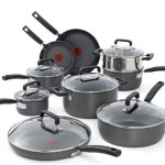 T-fal Signature Hard Anodized Nonstick Thermo-Spot Heat Indicator 15-Piece Cookware Set $99.99 (Reg. $279.99)