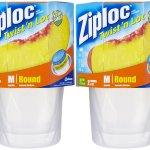 Target: Ziploc Twist'n Loc Storage Containers Only $0.96