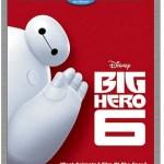 Amazon: Pre-Order Big Hero 6 (Blu-ray + DVD + Digital HD) ONLY $18.90 (Reg. $39.99)!