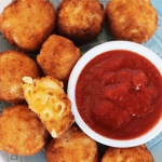 Fried Macaroni and Cheese Bites
