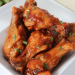 Honey Chipotle No Fry Wings