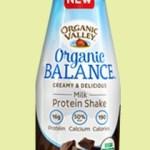 Instantly Win a FREE Bottle of Organic Valley Organic Balance Milk Shake (3,100 Winners!)