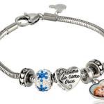 "Amazon: Disney Girls' ""Frozen"" Stainless Steel Bead Bundle Charm Bracelet Only $49.99 Shipped"