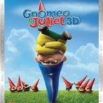 Gnomeo and Juliet (Three-Disc Combo: Blu-ray 3D/Blu-ray/DVD + Digital Copy) Only $12.99 (Reg. $35)!