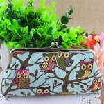 Amazon: Wallet Hasp Owl Purse Clutch Bag ONLY $3.10 + FREE Shipping!
