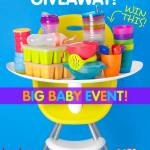Enter to Win 3 Sets of Nûby Products (Worth $50)