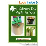Amazon: 12 St. Patrick's Day Crafts for Kids eBook Only $0.99
