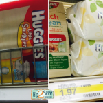 *HOT* Huggies Diapers Jumbo Pack AND Huggies Wipes 56 ct ONLY $2.95 each!!