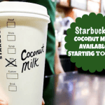 Starbucks: Coconut Milk Available NOW!