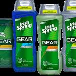 Irish Spring, Gear Body Wash or Bar soap Only $0.50!