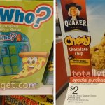 Target: Hasbro Guess Who? Game Only $6 & FREE Quaker Chewy Chocolate Chips Granola Bars