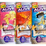 Target: Crayola Color Alive Kits Only $4.24