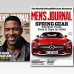 FREE 1 Year Magazine Subscription to Men's Journal!