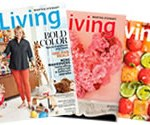 FREE One Year Subscription to Martha Stewart Living