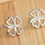 Amazon: Four Leaf Clover Shaped Cute Earrings Only $2.40 Shipped
