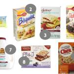 List of 10 Food Items CHEAPER on Amazon than Walmart + Shipped to your door!!
