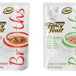 FREE Fancy Feast Broths Cat Food Sample!