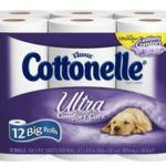 Free Cottonelle Sample Pack
