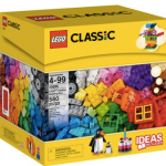 Walmart: *HOT* LEGO Creative Building Box ONLY $20 Shipped (Contains 580 Colorful Pieces)