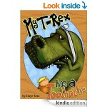 Amazon: My T-Rex Has A Toothache Kindle Edition Only $0.99